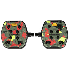 Look Trail Grip Pedals camo